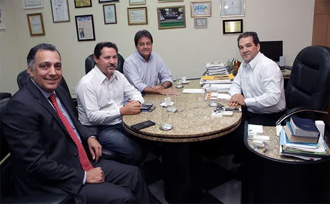 Lopes e Zaqueu acertaram aliança que beneficiará população de Queimados