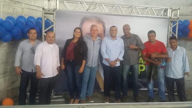 Wanderson Dias tem candidatura oficializada a deputado estadual durante convenção estadual do PRBRJ